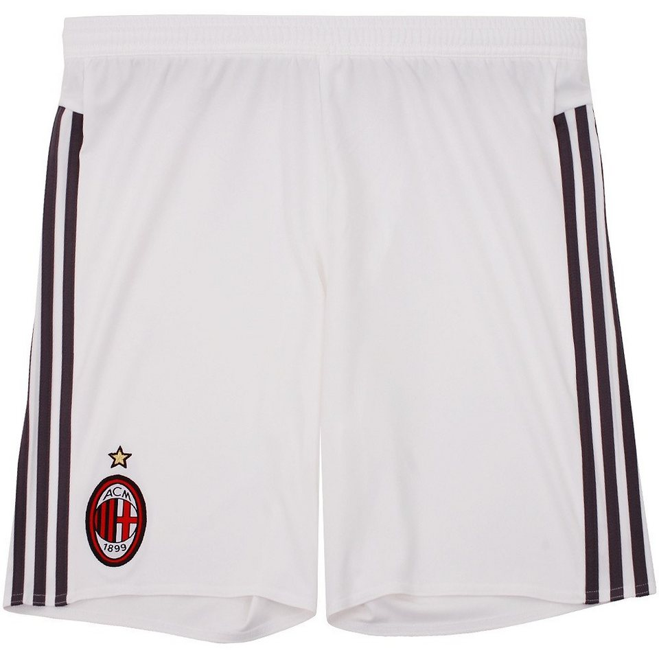 adidas Performance AC Mailand Short Home 2016 in weiss