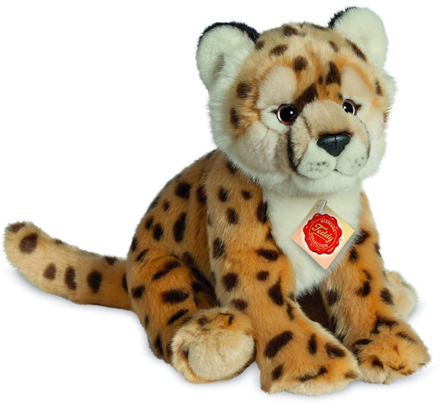 Teddy Hermann® COLLECTION Plüschtier, »Gepard, 26 cm«