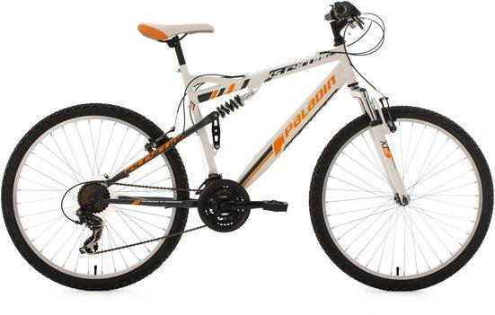 KS Cycling Mountainbike »Paladin«, 21 Gang, Kettenschaltung