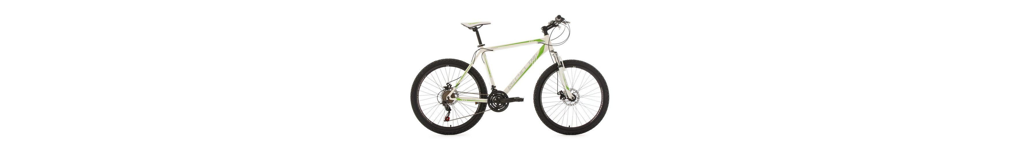 KS Cycling Hardtail-Mountainbike, 26 Zoll, 21 Gang-ShimanoTourney Kettenschaltung, »Sharp«