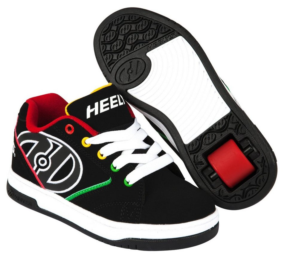 HEELYS Schuhe »Propel 2.0« in Black/Reggae