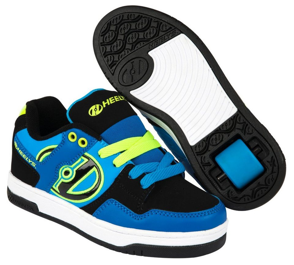 HEELYS Schuhe »Flow« in Royal/Black/Lime