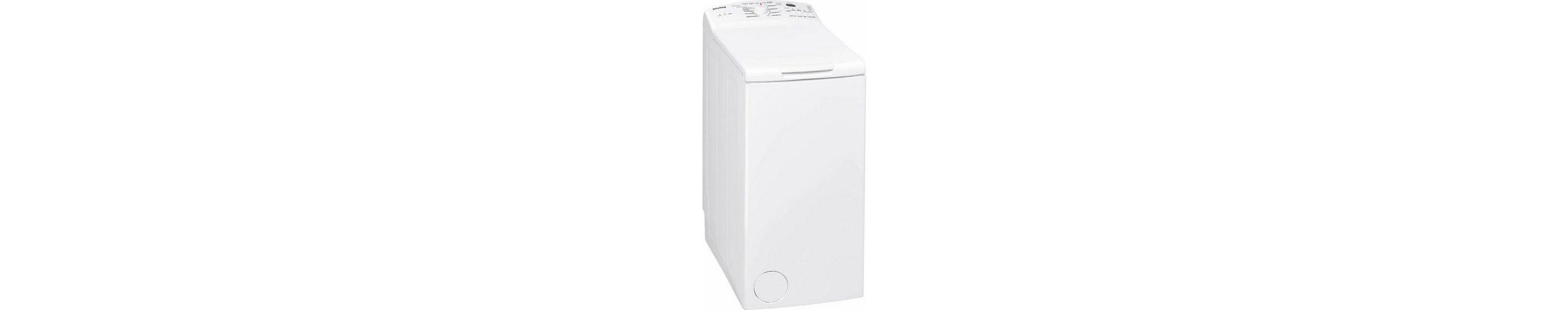 Privileg Waschmaschine Toplader PWT 612, A++, 6 kg, 1200 U/Min
