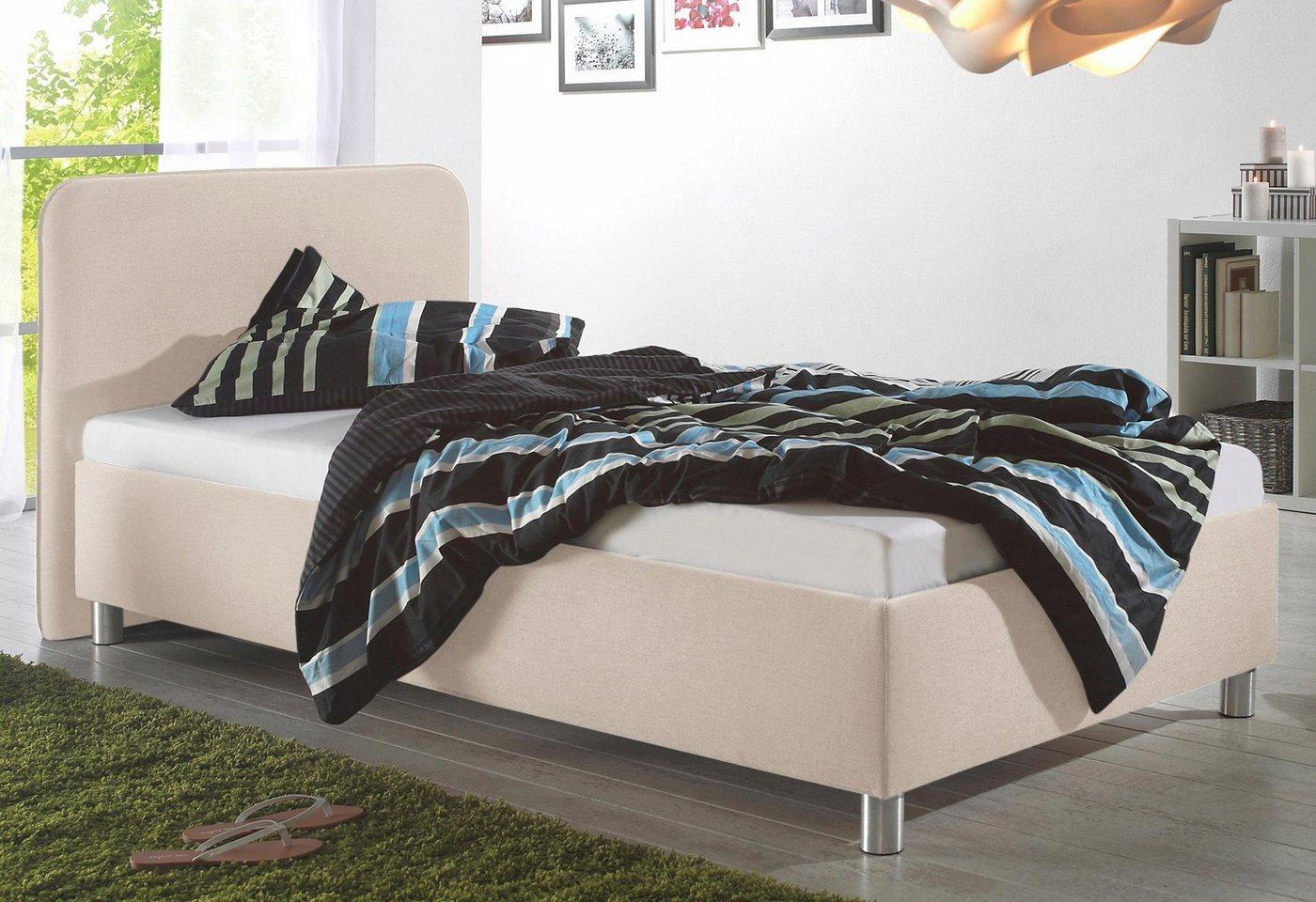 polsterbett mit bettkasten preisvergleiche erfahrungsberichte und kauf bei nextag. Black Bedroom Furniture Sets. Home Design Ideas