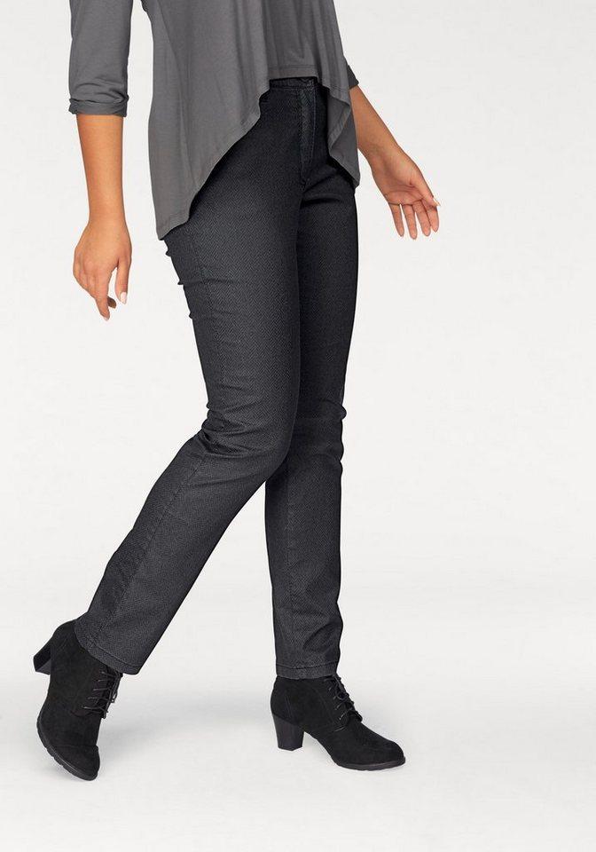 KjBRAND 5-Pocket-Hose in graublau
