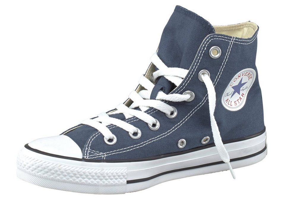 Converse »Chuck Taylor All Star Core Hi« Sneaker in marine