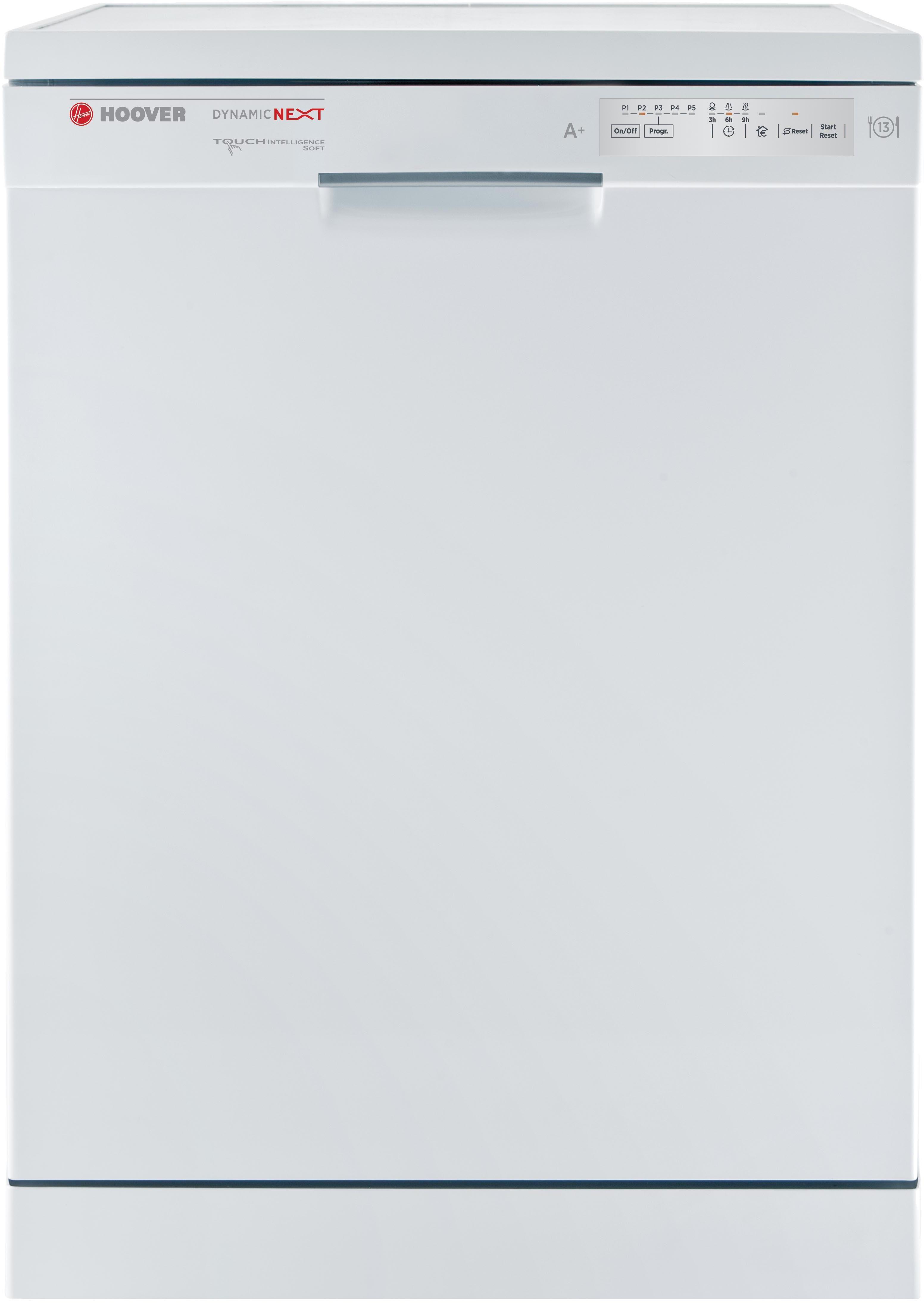 Hoover Geschirrspüler HDP 1L39W, A+, 12 Liter, 13 Maßgedecke