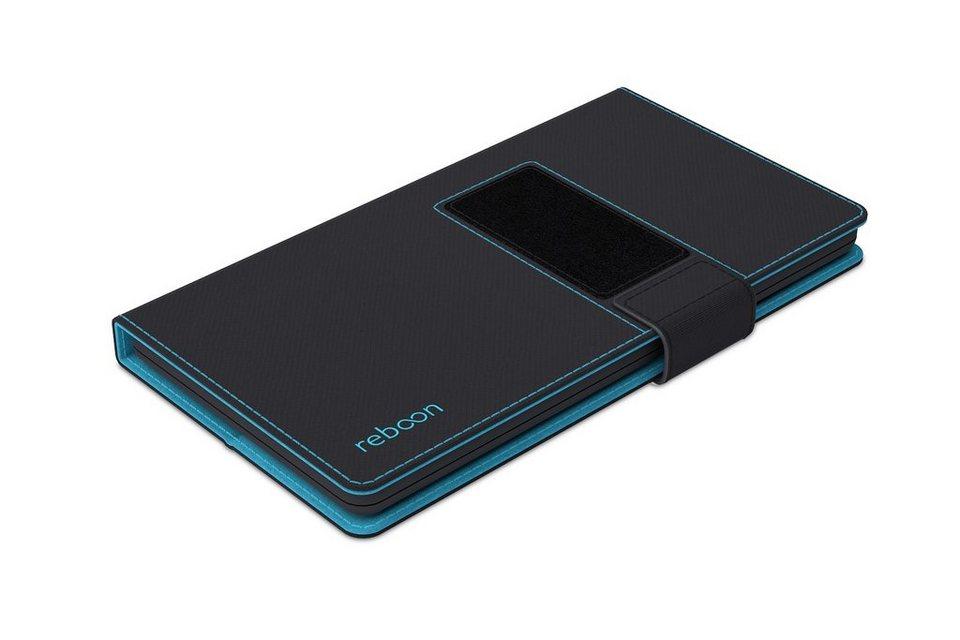 reboon Cover / Schutzhülle für Handys »booncover XS2« in schwarz