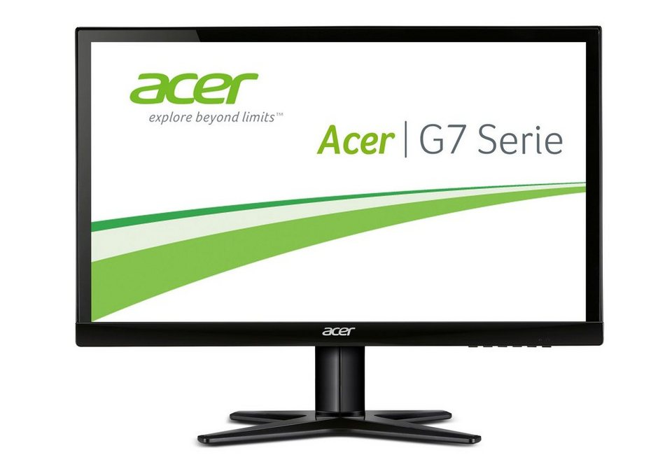 "ACER G237HLAbid »58,4 cm (23"") Full HD Display « in schwarz"