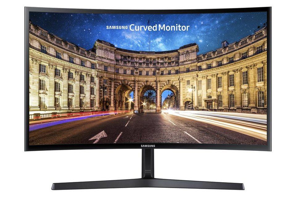 """Samsung C27F396FHU »68,6cm (27"""") 1920 x 1080 Monitor« in schwarz"""