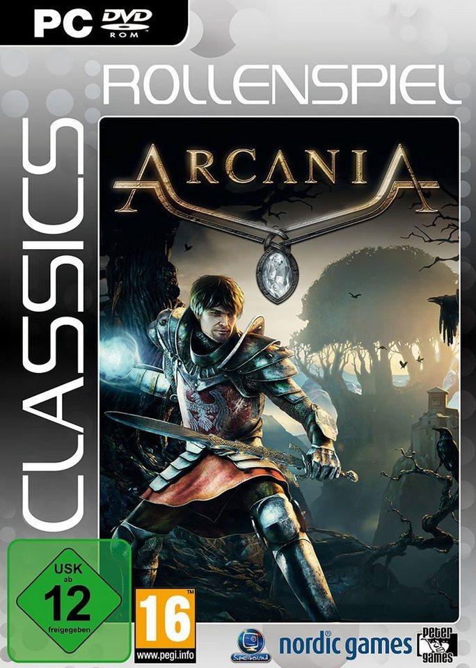 Morphicon PC - Spiel »ArcaniA - Gothic 4 (Rollenspiel Classics)«