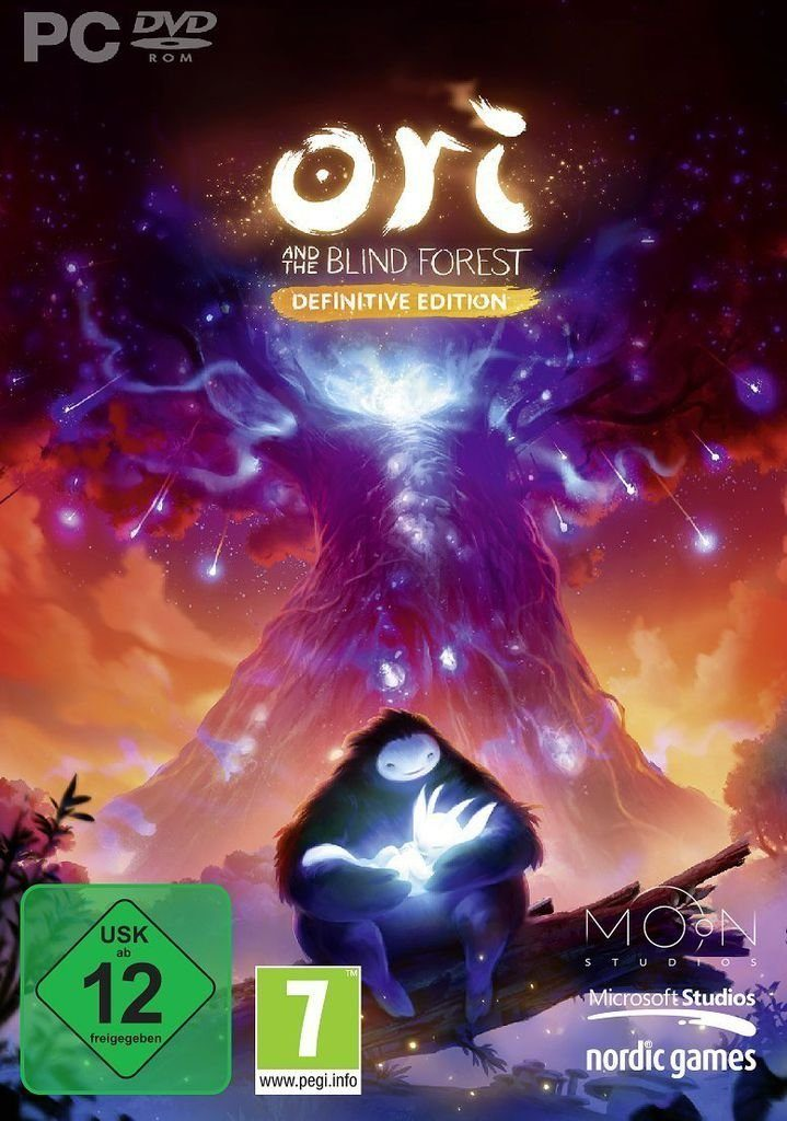 Nordic Games PC - Spiel »Ori and the Blind Forest Definitive Edition«