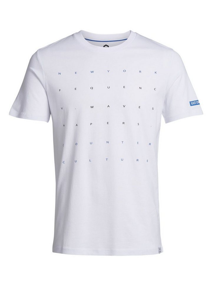 Jack & Jones Grafik T-Shirt in White
