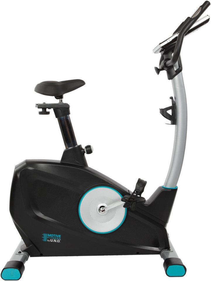 MOTIVE by U.N.O. Fitness Ergometer, »HT 2500« in schwarz