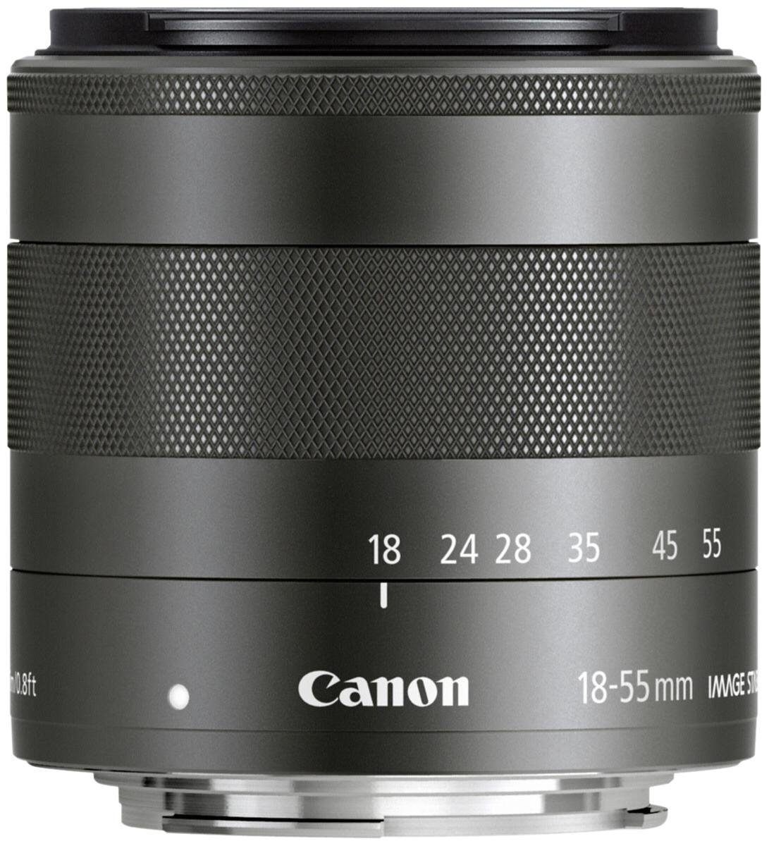 Canon Objektive »EF-M 3,5-5,6 /18-55 IS STM«