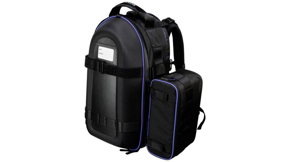 Sony Fototasche »LCS-BP1BP Profi Camcorder Rucksack«