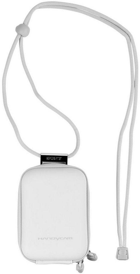 Sony Fototasche »LCM-GWAW Tasche für HDR-GW55« in weiß