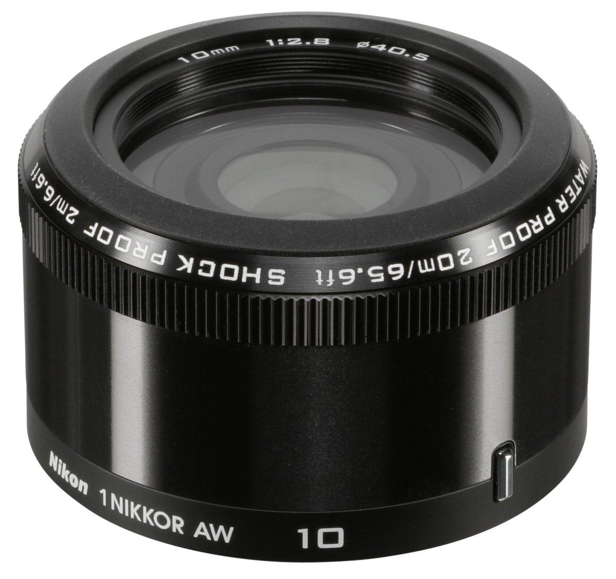 Objektiv »1 NIKKOR AW 10 mm«