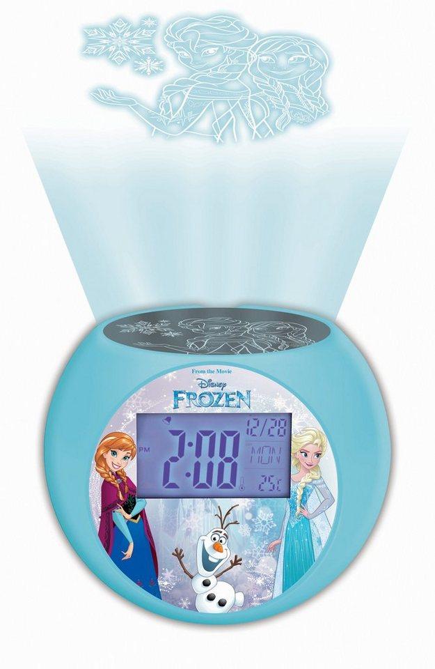 Projektionswecker, »Disney Frozen - Die Eiskönigin«, Lexibook
