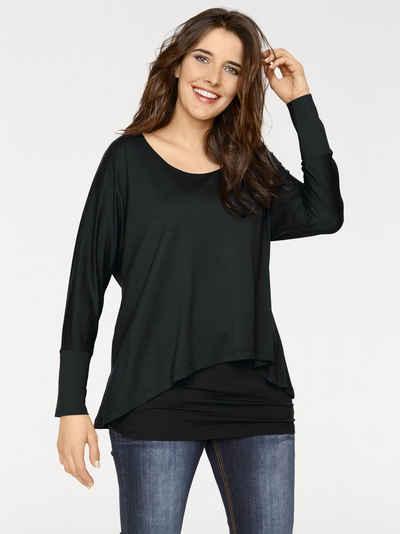 billig zu verkaufen am besten billig neuer Stil von 2019 Shirts in großen Größen » Shirts für Mollige kaufen | OTTO
