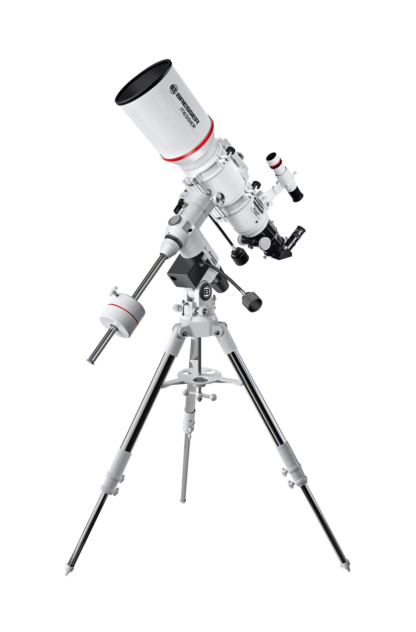 BRESSER Teleskop »BRESSER Messier AR-102s/600 Hexafoc EXOS-2«