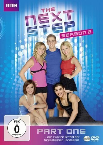 DVD »The Next Step - Season 2, Part One (2 Discs)«