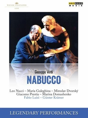 DVD »Nabucco«