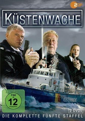DVD »Küstenwache - Die komplette fünfte Staffel (2...«