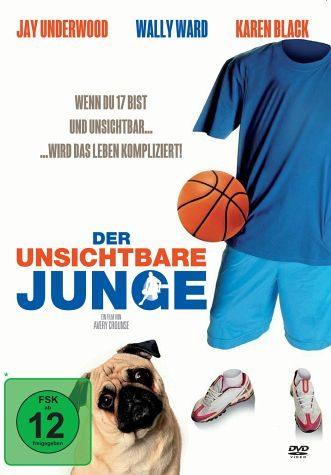DVD »Der unsichtbare Junge«