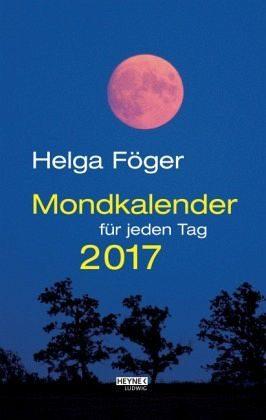 Kalender »Mondkalender für jeden Tag 2017 (AK)«