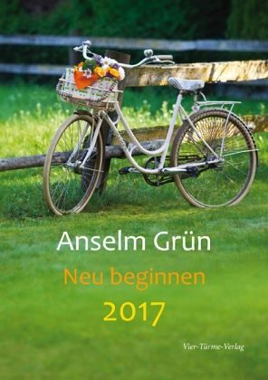 Kalender »Neu beginnen 2017 - Taschenkalender«