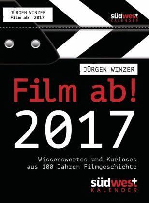 Kalender »Film ab! 2017 Abreißkalender«