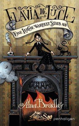 Gebundenes Buch »Eine Leiche wirbelt Staub auf / Flavia de Luce...«