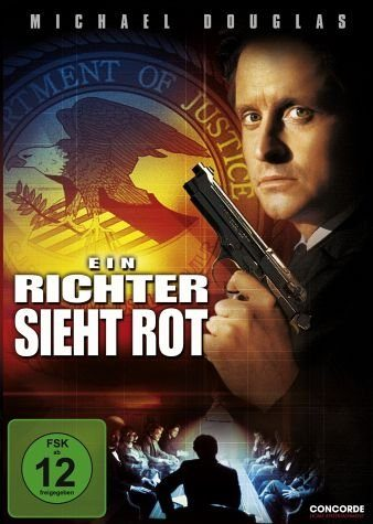 DVD »Ein Richter sieht rot«