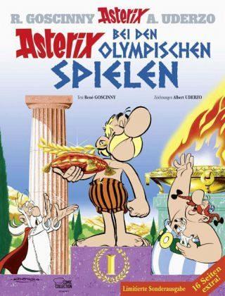 Gebundenes Buch »Asterix bei den Olympischen Spielen / Asterix...«