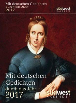 Kalender »Mit deutschen Gedichten durch das Jahr 2017...«