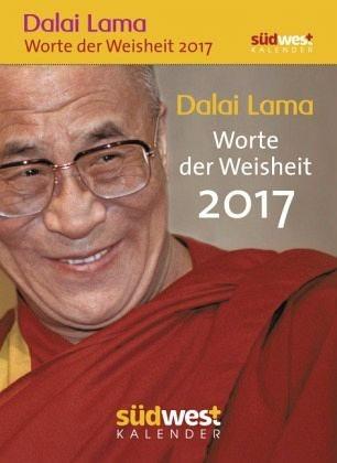 Kalender »Dalai Lama - Worte der Weisheit 2017...«