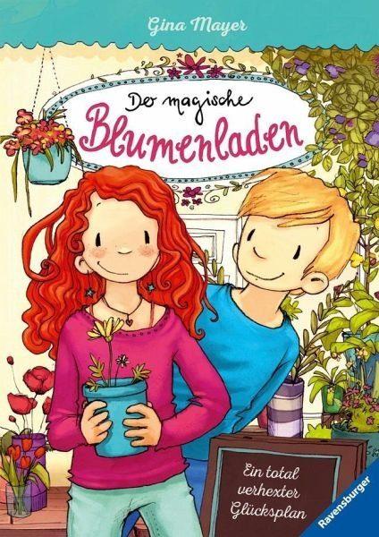 Gebundenes Buch »Ein total verhexter Glücksplan / Der magische...«