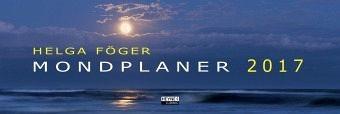 Kalender »Mondplaner 2017 Tischkalender«