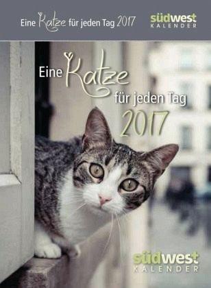 Kalender »Eine Katze für jeden Tag 2017 Abreißkalender«