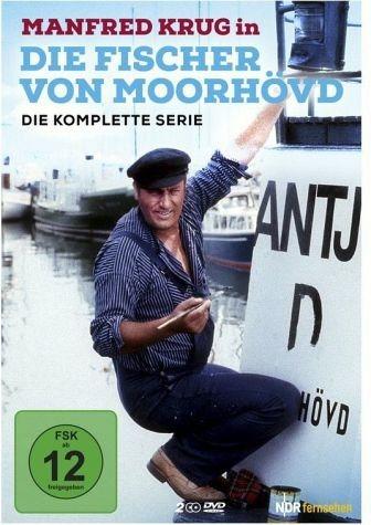 DVD »Die Fischer von Moorhövd - Die komplette Serie...«