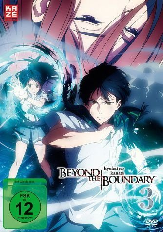 DVD »Beyond the Boundary - Vol. 3«