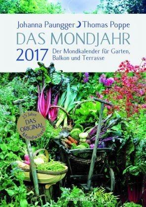 Kalender »Das Mondjahr 2017. Der Mondkalender für...«