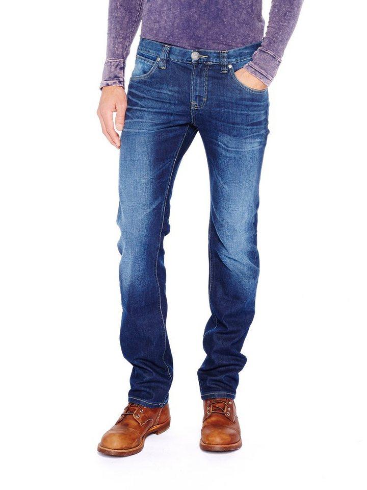 COLORADO DENIM Jeans »C942 LUKE« in dark blue used