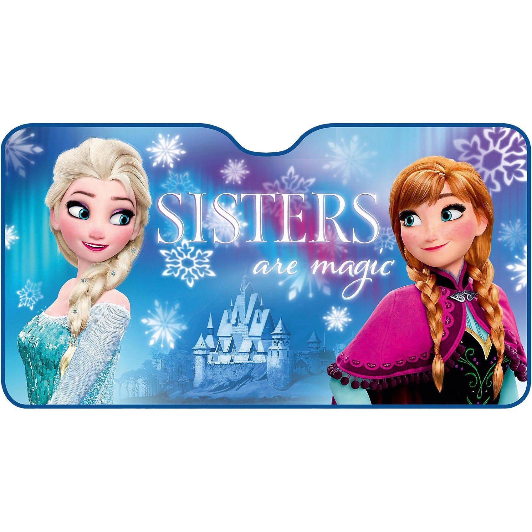 ProType Sonnenschutz für die Frontscheibe, Die Eiskönigin (Frozen)