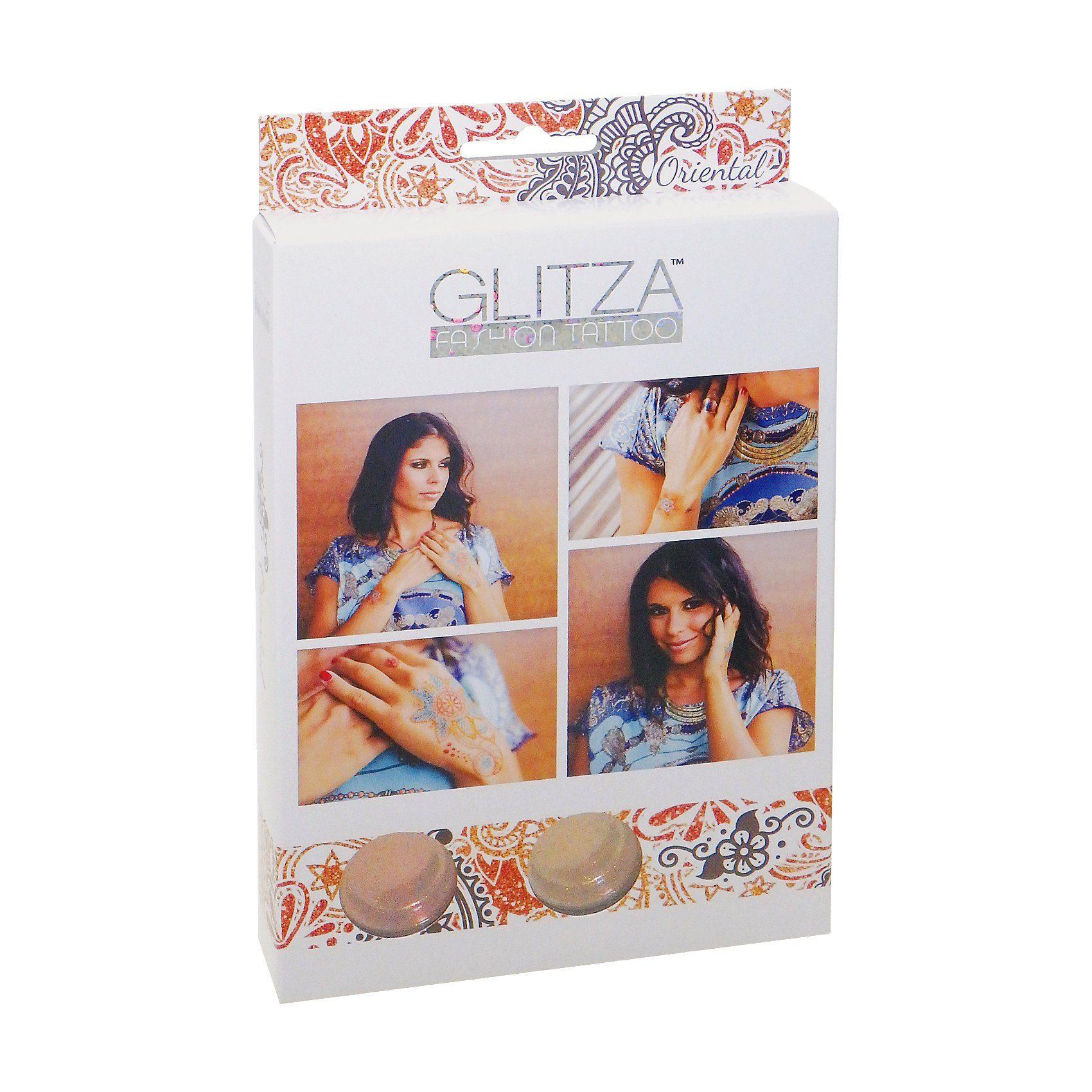 KNORRTOYS.COM GLITZA FASHION Starter Set Oriental
