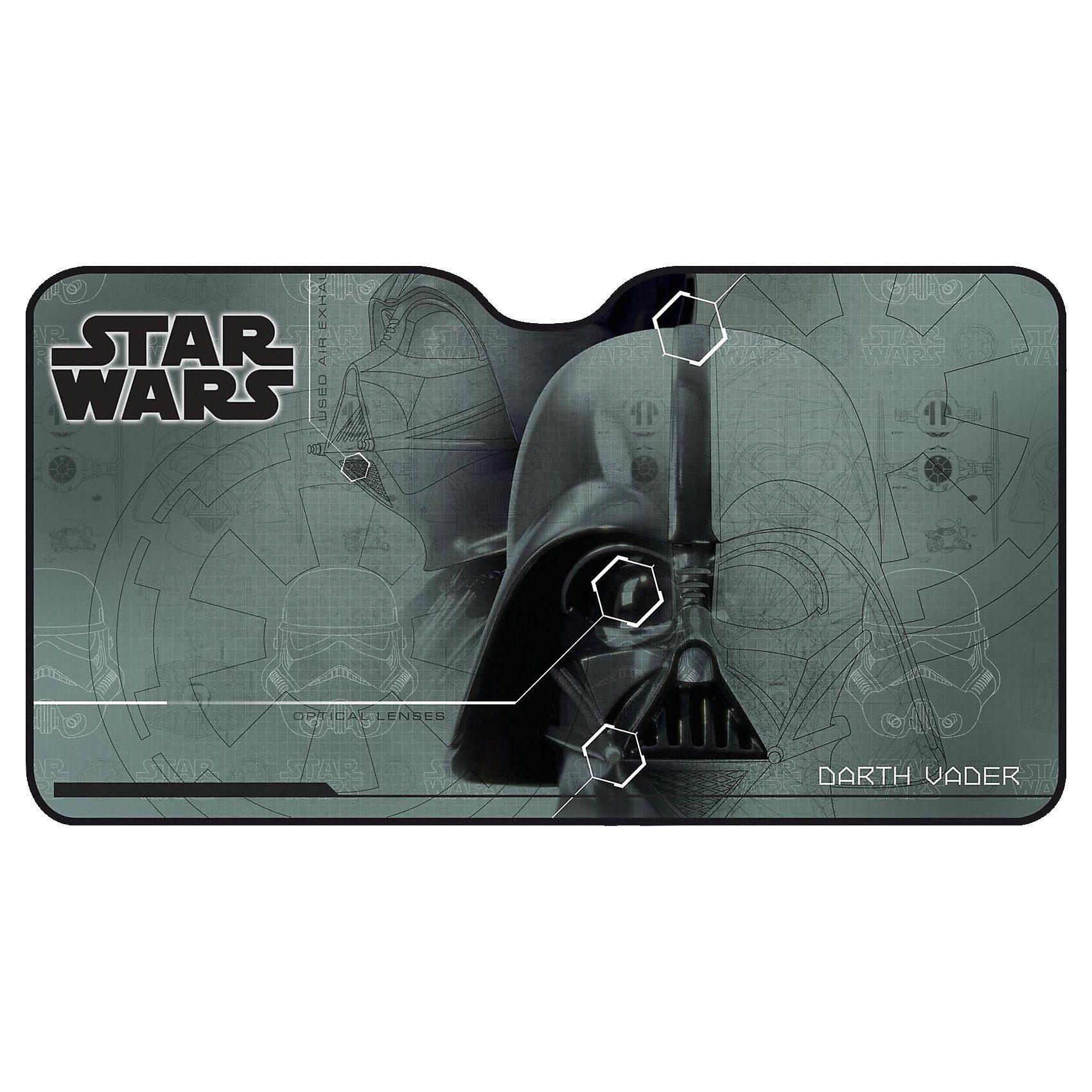 ProType Sonnenschutz für die Frontscheiben, Star Wars, 130 x 70 cm