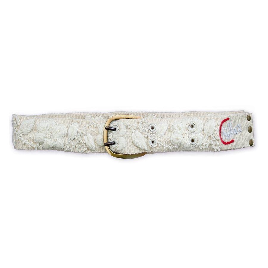 Chillaz Gürtel »Cinturón Alpamayo Belt« in weiß