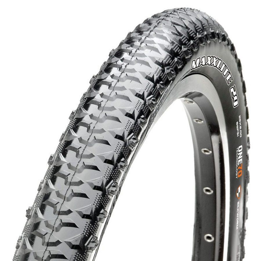 "Maxxis Fahrradreifen »MaxxLite 29"" EXC ONE70 Silkworm faltbar«"