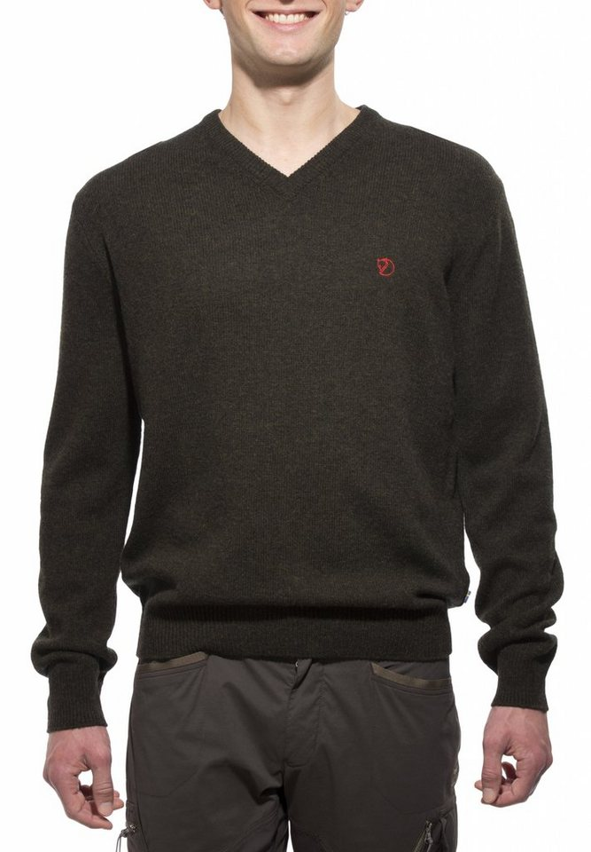 Fjällräven Pullover »Shepparton Sweater Men« in schwarz